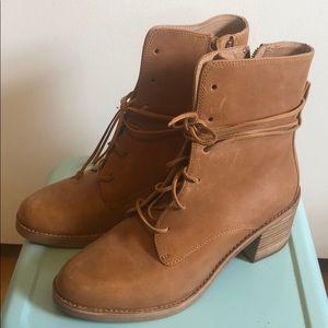 Never Worn! Ugg brown booties